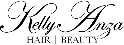 Kelly Anza Hair Salon Logo